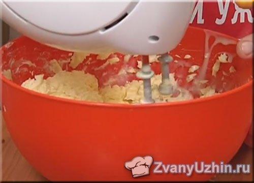 Готовим ореховый крем для торта