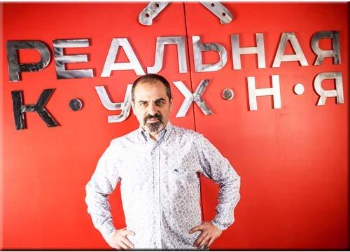 Реальная кухня. Выпуск 10 (эфир 23.05.2014)