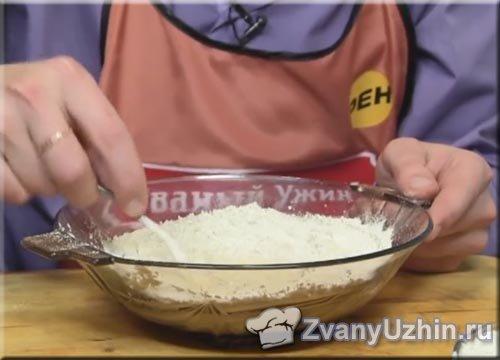 Готовим ржаное тесто